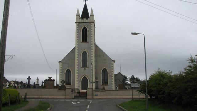 St.Patricks Catholic Church , Loughguile