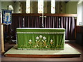 SD5287 : St Thomas' Church, Crosscrake, Altar by Alexander P Kapp