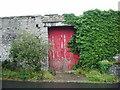 SD2673 : Red door by Alexander P Kapp