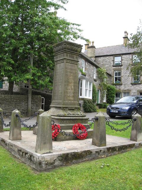 Great Longstone - War Memorial
