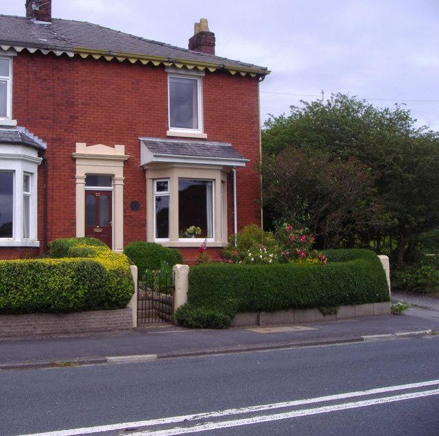Kathleen Ferrier Birthplace, Blackburn Road, Higher Walton, Preston.