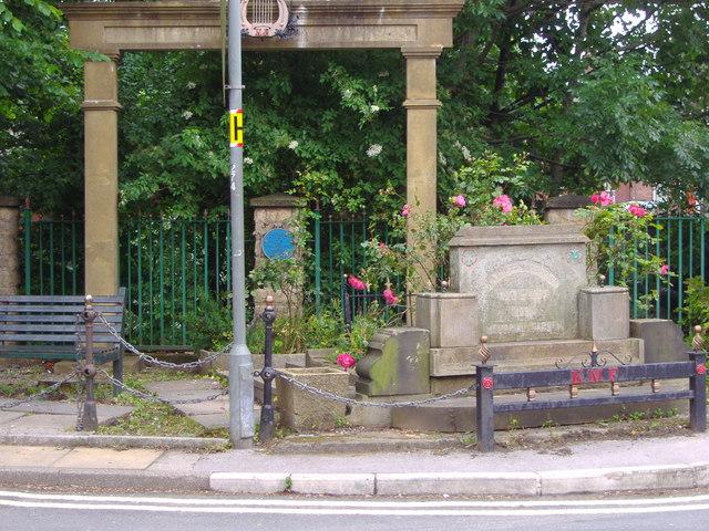 Kathleen Ferrier Memorial Garden, Higher Walton, Preston