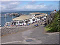 SS6387 : Mumbles Pier by Alan Bowring