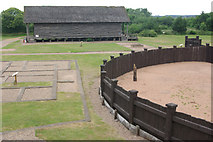 SP3475 : Lunt Roman Fort by Stephen McKay