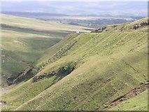 SN7215 : Nant Garw Valley by Hywel Williams