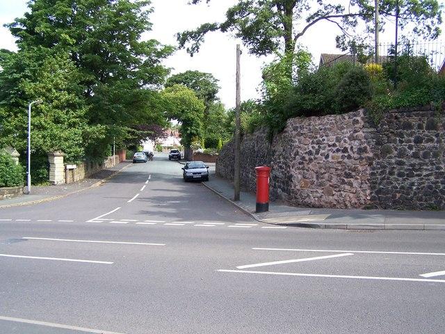 Goldthorn road.
