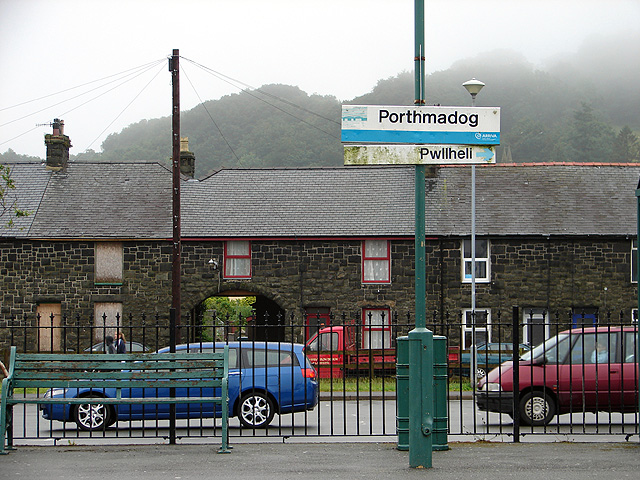 Cottages in Porthmadog