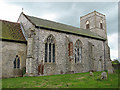 TG1831 : The church of Our Lady and St Margaret by Evelyn Simak
