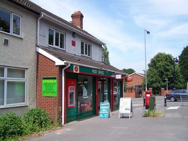 Featherstone Post Office
