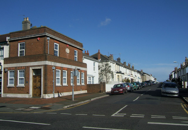 Carlton Road, Eastbourne
