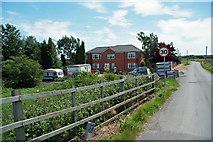TA0623 : New House at Barrow Haven by David Wright
