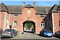 TL4454 : Anstey Hall courtyard by Duncan Grey