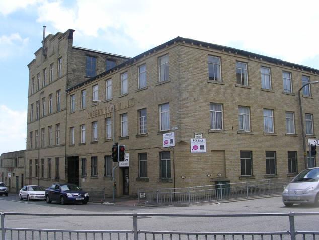Queen's Road Mill - Gibbet Street