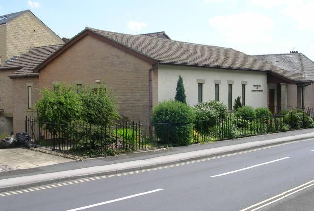 Kingdom Hall - Jehovah's Witnesses - Boyne Street