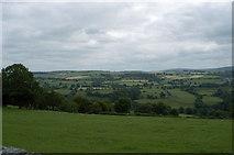 NY5764 : View from Bankshead East Turret, Hadrian's Wall by Beryl Allcoat