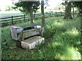 SU6751 : Water Trough by Given Up