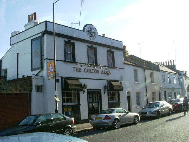 The Colton Arms, Greyhound Road, W14