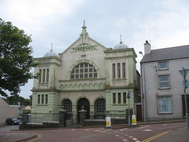 Capel Tabernacl,  Thomas Street