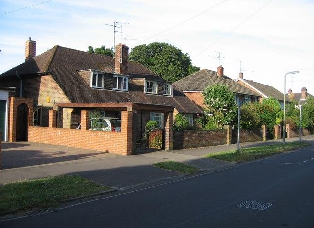 Darlington Road Housing by Sandy B