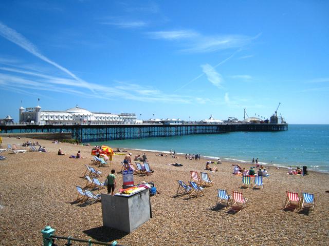 Brighton: The Palace Pier