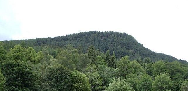 Kindrogan Hill