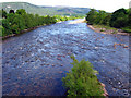 NO3795 : River Dee, Ballater by Alan Findlay