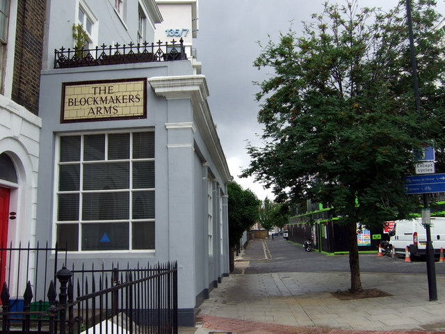 The Blockmakers Arms