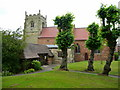 SP3780 : St. Mary's church, Walsgrave-on-Sowe by Jonathan Billinger