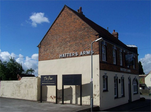 The Hatters Arms, Warton