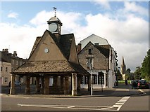 SP3509 : Buttercross, Witney by Derek Harper