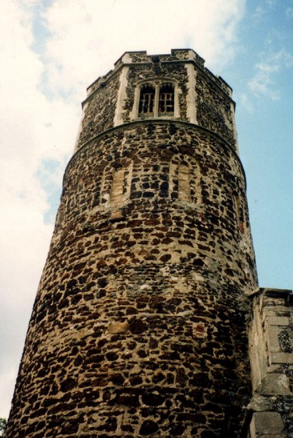 Round tower at Bexwell