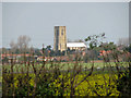 TG1323 : St Agnes' church by Evelyn Simak