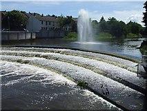 J2764 : River Lagan, Lisburn by Kenneth  Allen