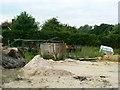 SU6556 : Rural Junkyard by Sandy B