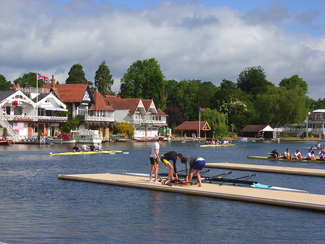 The River, Thames, Henley