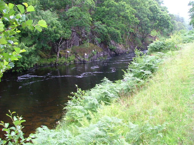 Pool on the River Moidart