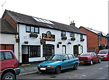 SO4382 : The Stables Inn, 1 & 2 Dale Street by P L Chadwick