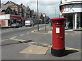 SZ0893 : Winton: postbox № BH9 97, Wimborne Road by Chris Downer