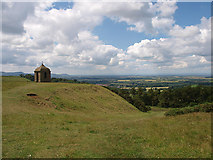 NZ5712 : Flank of Roseberry Topping by Stephen McCulloch
