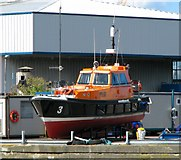 J3475 : Belfast Harbour Pilot Boat 'PB3' by Rossographer