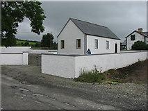 C5133 : Whitecastle Methodist Church by Willie Duffin