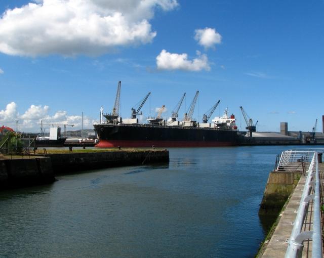Alexandra Graving Dock, Belfast