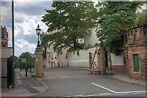 SK5640 : Entrance to The Park by Mick Garratt
