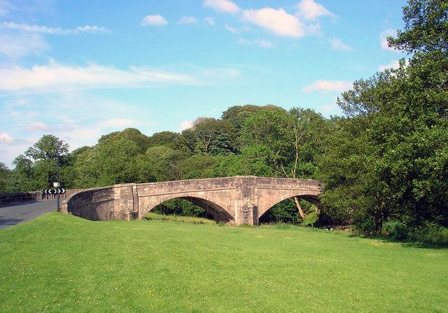Slaidburn Bridge
