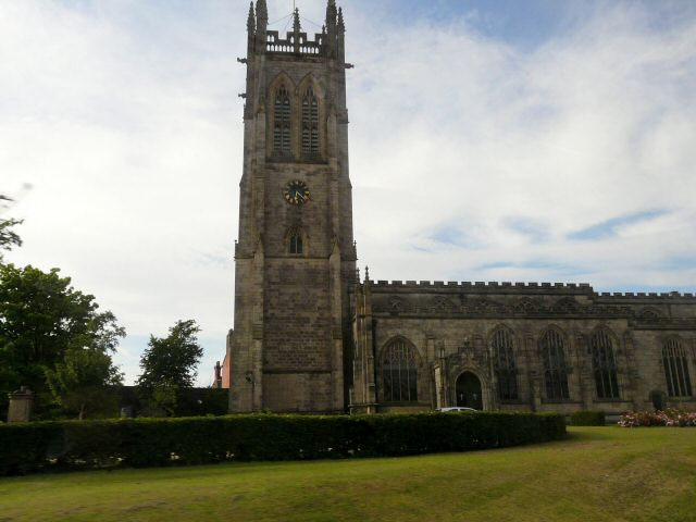 Ashton Parish Church