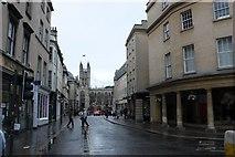 ST7564 : Bath Abbey by Nigel Mykura