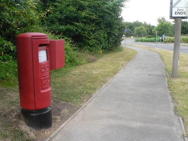 Talbot Village: postbox № BH12 298, Fern Barrow