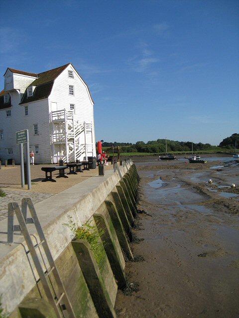 Tide mill on River Deben
