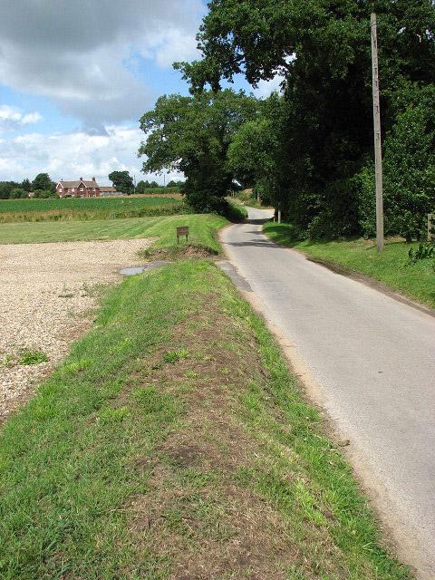Sweetbriar Lane
