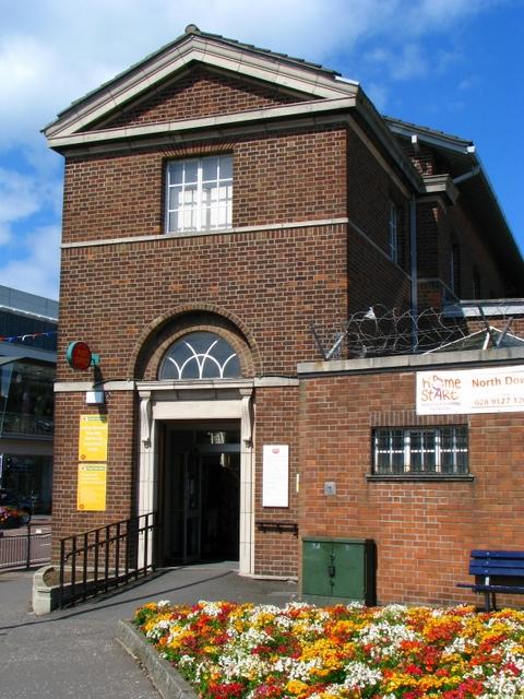 Edward VIII Post Office, Bangor [3]
